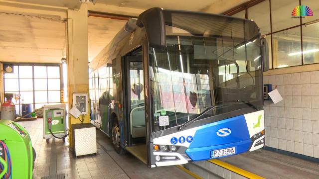 OŚWIĘCIM. Cichy elektryczny autobus w MZK