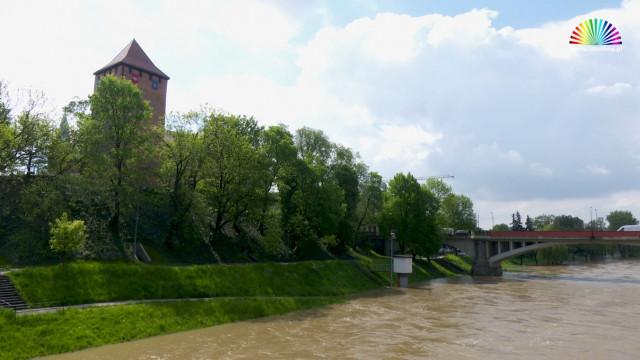 OŚWIĘCIM. Czy będzie powódź na terenie miasta?