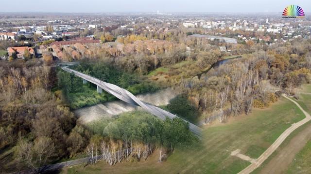 """OŚWIĘCIM. Czy budowa """"Mostu Duchów"""" to kosztowna inwestycja?"""