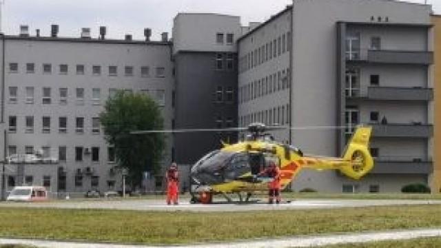 Oświęcim. Do 6 czerwca wstrzymane przyjmowanie pacjentów na oddziały wewnętrzne szpitala powiatowego