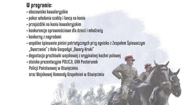 Oświęcim-Dwory. Piknik u Hallera