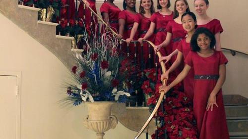 OŚWIĘCIM. Dziewczęta z Filadelfii zaśpiewają na rynku