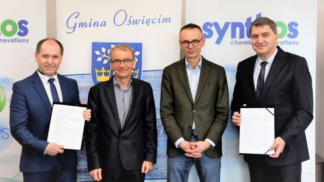 OŚWIĘCIM. Firma Synthos przekazała 1 mln zł na walkę ze smogiem