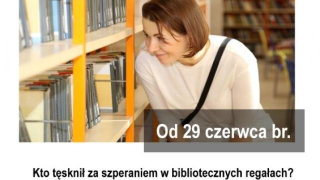 Oświęcim. Galeria Książki zaprasza już między regały