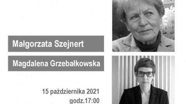 Oświęcim. Grzebałkowska i Szejnert odsłonią swoje tablice w Alei Pisarzy w Oświęcimiu