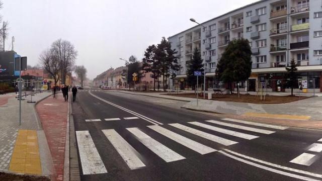 Oświęcim - już bez wybojów, czyli koniec remontu ulicy Śniadeckiego