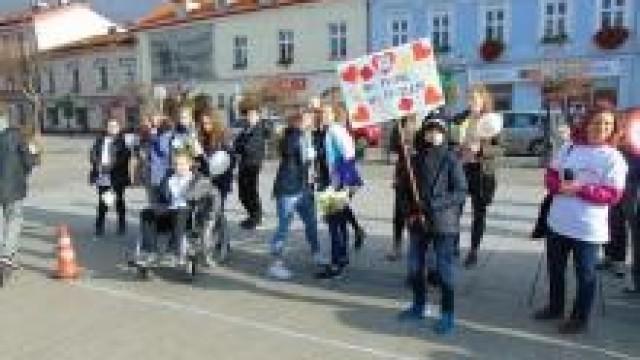 """Oświęcim.  Kampania """"No Promil  -  No Problem"""". Uczniowie apelowali o trzeźwość za kierownicą"""