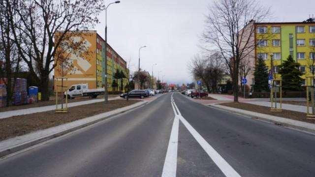 Oświęcim. Kolejna ulica na Zasolu zyskała na wyglądzie