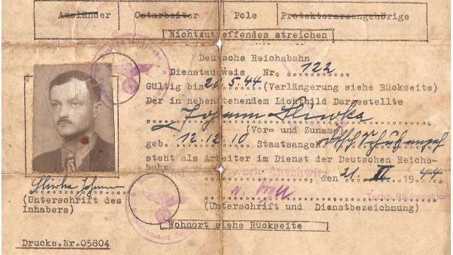 OŚWIĘCIM. Kolejny bohaterski kolejarz z Auschwitz