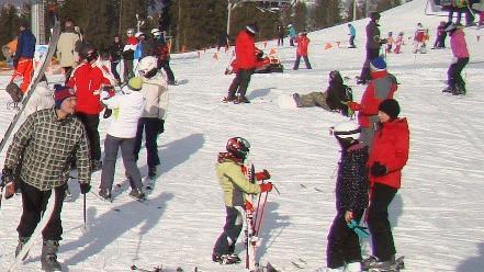 OŚWIĘCIM. Kolejny wyjazd na narty z MOSiR