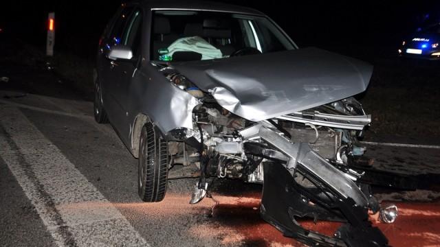 OŚWIĘCIM. Kolejny wypadek na felernym skrzyżowaniu. 32-letnia kobieta trafiła do szpitala