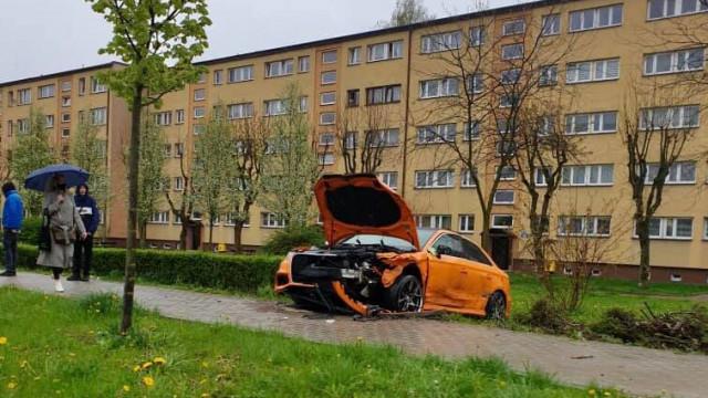 OŚWIĘCIM. Kolejny wypadek na ul. Dąbrowskiego, czy to już Czarny Punkt?