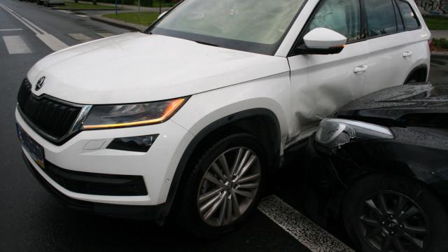 Oświęcim. Kolizja drogowa z udziałem kobiety podejrzanej o jazdę w stanie nietrzeźwości