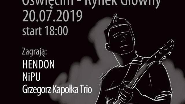 "OŚWIĘCIM. Koncerty ""Soła Blues 2019"""