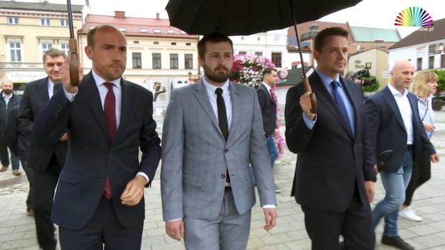 OŚWIĘCIM. Koniec sprawy wypadku Szydło. Trzaskowski przyjedzie do Oświęcimia?