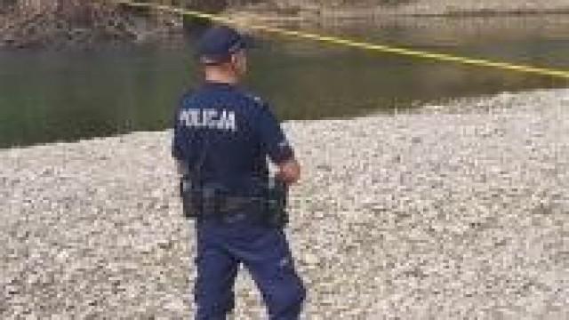 Oświęcim. Kości ludzkie znalezione w rzece Sole mogą pochodzić  czasów II wojny światowej