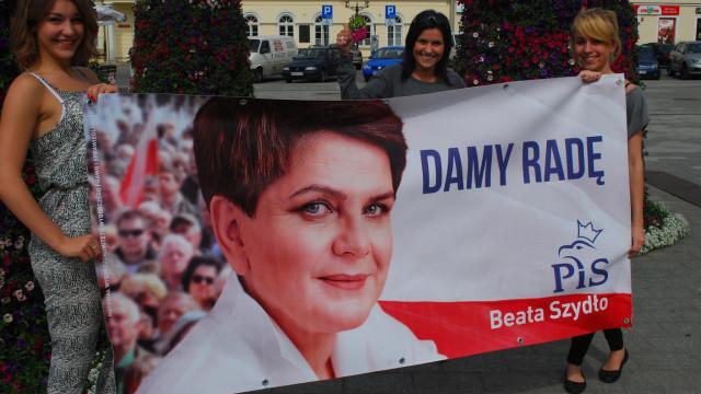 OŚWIĘCIM. Lokalni działacze PiS bronią rodziny Beaty Szydło