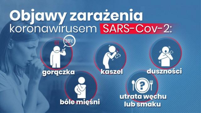 Oświęcim. Masz objawy koronawirusa? Co robić?