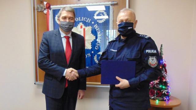 Oświęcim. Miasto przekazało policji miejski monitoring wizyjny