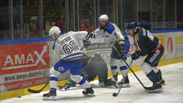 Oświęcim. Miasto wspiera oświęcimską drużynę hokejową