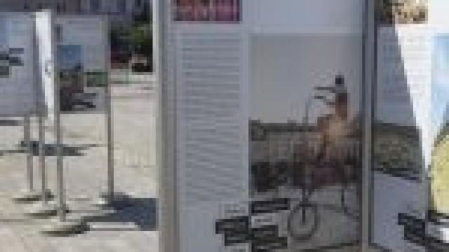 """""""Oświęcim - miejsca, które warto zobaczyć"""" – nowa wystawa plenerowa na Rynku"""