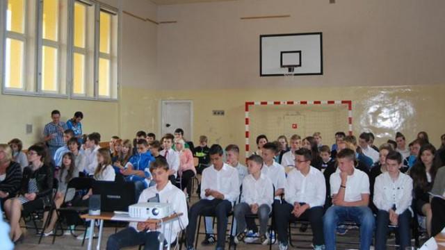 Oświęcim - Młodzieżowa Rada Miasta z własnym budżetem i herbem