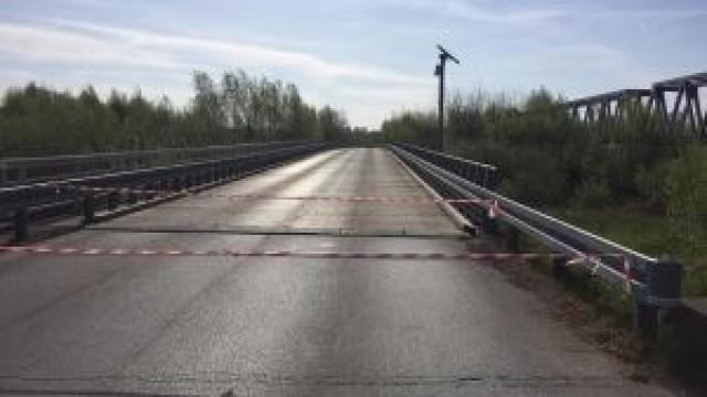 Oświęcim. Most Bronisław zamknięty dla ruchu 21 i 22 lutego