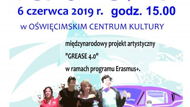 OŚWIĘCIM. Musical polsko-szkocko-portugalski