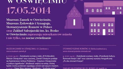 OŚWIĘCIM. Muzeum Zamek, Muzeum Żydowskie i Synagoga, Stowarzyszenie Romów i Zakład Salezjański czekają na gości