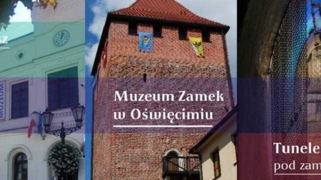 Oświęcim. Muzeum Zamek ponownie otwarte dla zwiedzających. Tunele zostaną udostępnione w połowie lutego
