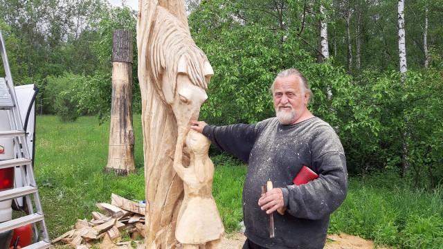 OŚWIĘCIM. Na bulwarach i Kamieńcu staną rzeźby
