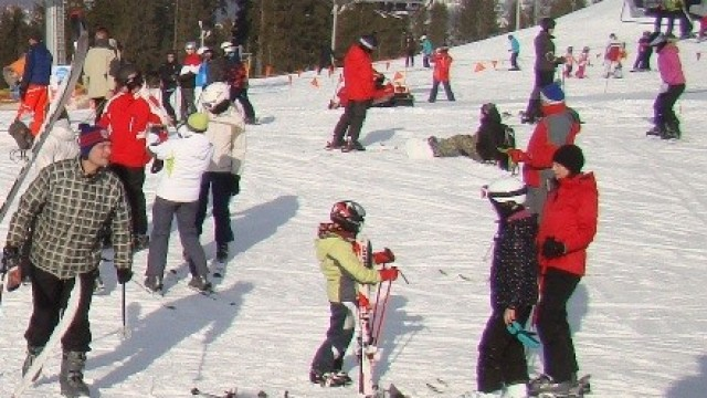 Oświęcim. Na narty z MOSiR-em