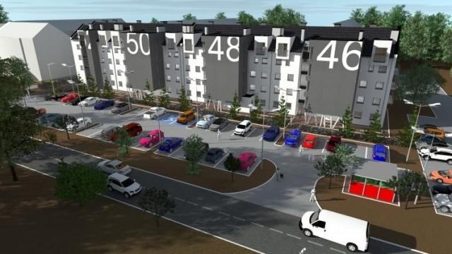 Oświęcim. Nabór wniosków na wynajem mieszkań w bloku przy ul. Sadowej do 22 maja
