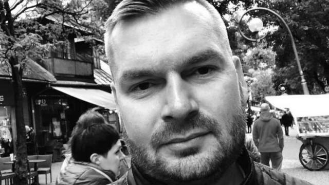 OŚWIĘCIM. Nie żyje Szymon Chabior, właściciel portalu Oswiecimskie24.pl