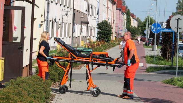 Oświęcim- Nieprzytomna osoba odnaleziona w wannie. W Gorzowie mężczyzna zasłabł na ulicy.  ZDJĘCIA !