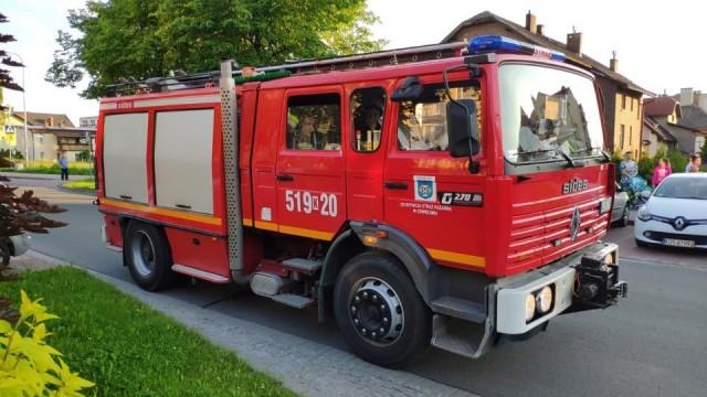OŚWIĘCIM. Nowy samochód ratowniczo – gaśniczy dla OSP