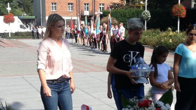 Oświęcim. Obchodzono 79. rocznicę agresji ZSRR na Polskę
