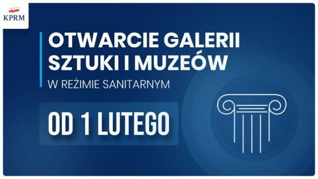 Oświęcim. Obostrzenia sanitarne przedłużone. Od 1 lutego czynne galerie handlowe oraz galerie sztuki i muzea