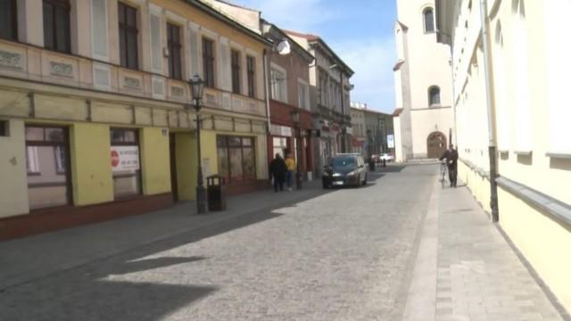 Oświęcim. Od 6 maja ulica Mayzla w Rynku Głównym zostanie zamknięta dla ruchu kołowego