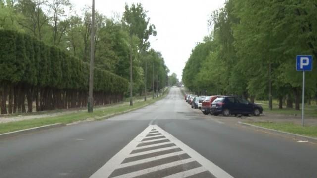 Oświęcim. Od poniedziałku ul. Tysiąclecia zamknięta na odcinku od ul. Słowackiego do ul. Szustera
