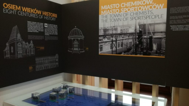Oświęcim. Osiem wieków historii w nowym Muzeum Ratusz