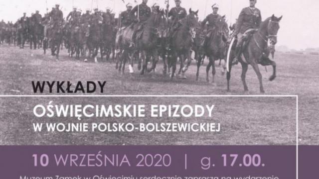 Oświęcim. Oświęcimskie epizody w wojnie polsko-bolszewickiej
