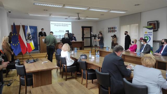 Oświęcim. Park na Zasolu tegoroczną inwestycją miasta z dofinansowaniem z OSPR