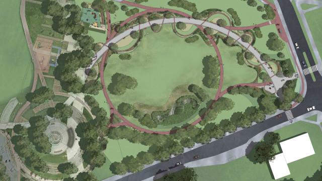 OŚWIĘCIM. Park Zasole zostanie powiększony. Zobacz wizualizację