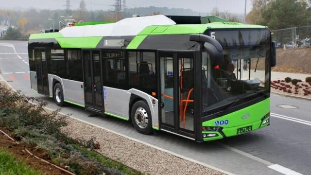 OŚWIĘCIM. Pierwszy autobus elektryczny jeszcze w 2020