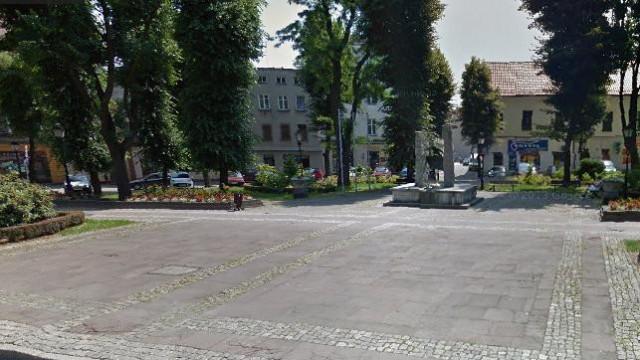 OŚWIĘCIM. Plac Antoniny Małysiak w Starym Mieście?