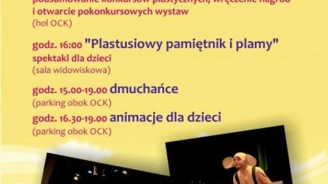 """Oświęcim. Plastusiowy pamiętnik i plamy"""" w OCK na Dzień Dziecka"""