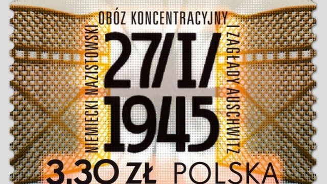 OŚWIĘCIM. Poczta Polska wyda znaczek upamiętniający ofiary niemieckiego obozu KL Auschwitz