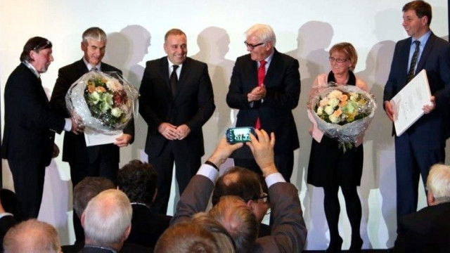 """OŚWIĘCIM. Polsko-niemiecki """"Nobel"""" dla MDSM"""