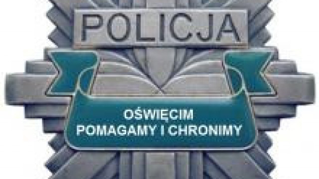 Oświęcim.  Pomagamy i Chronimy. Mieszkaniec Babic podziękował policjantom i mediom za pomoc w odzyskaniu roweru.